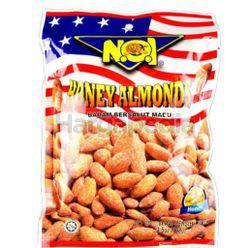 NOi Honey Roast Almond 128gm