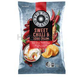 Red Rock Deli Sweet Chili & Sour Cream Potato Chip 165gm