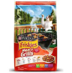 Friskies Dry Cat Meaty Grills 450gm