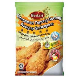 Bestari Fried Chicken Coating Mix Garlic 1kg