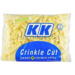 KK French Fries Crinkle Cut 1kg