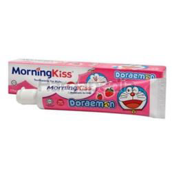 Morning Kiss Children Toothpaste Strawberry 40gm