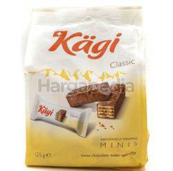 Kagi Mini Togi Bag Classic Chocolate Wafer 125gm