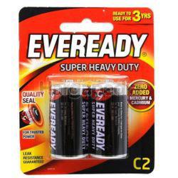 Eveready Super Heavy Duty 2C