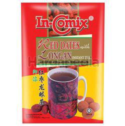 In-Comix Instant Red Dates Longan Tea 18x18gm