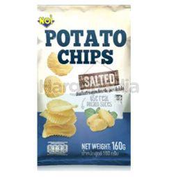 NOi Potato Chips Salted 160gm