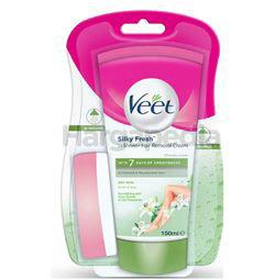 Veet in Shower Hair Removal Cream Dry Skin 150ml
