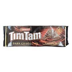 Arnott's Tim Tam Classic Dark Chocolate 200gm