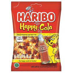 Haribo Happy Cola Gummy 160gm