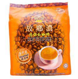 Home's Cafe  Hazelnut White Coffee 3in1 15x40gm