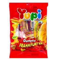 Yupi Gummy Candies Frankfurter 96gm