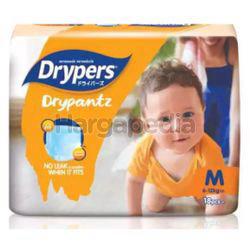 DryPantz Baby Diaper M18