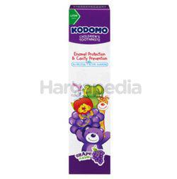 Kodomo Children Toothpaste Grape 40gm