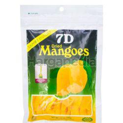 7D Dried Mangoes 100gm