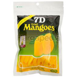 7D Dried Mangoes 200gm