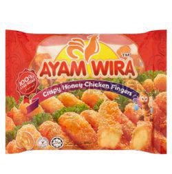 Ayam Wira Honey Chicken Fingers 800gm