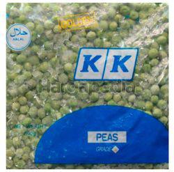 KK Green Peas 500gm