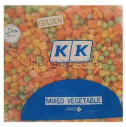 KK Mixed Vegetable 500gm