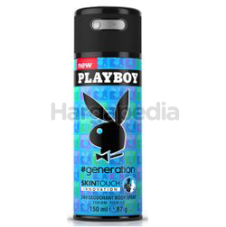Playboy Men Deodorant Spray Generation 150ml