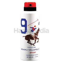 Beverly Hills Polo Club Body Spray Sport No.9 175ml
