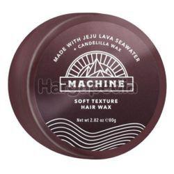 Machine Soft Texture Hair Wax 80gm