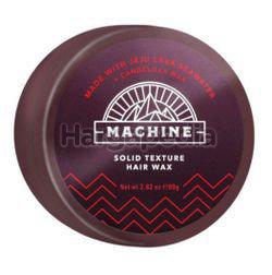 Machine Solid Texture Hair Wax 80gm