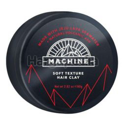 Machine Soft Texture Hair Clay 80gm