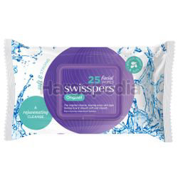 Swisspers Face Wipes 25s