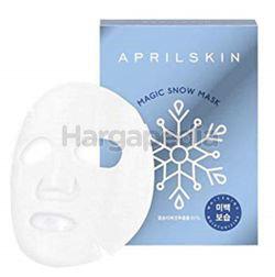 AprilSkin Magic Snow Face Mask 10s