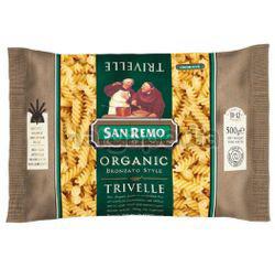 San Remo Organic Trivelle 500gm