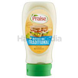 Praise Traditional 99% Fat Free Creamy Mayonnaise  410gm