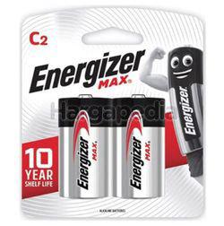 Energizer Max Alkaline Battery 2C