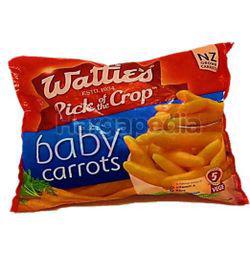 Wattie's Baby Carrots 500gm