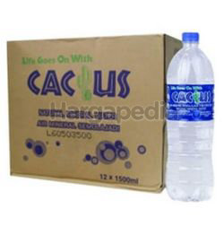 Cactus Mineral Water 12x1.5lit