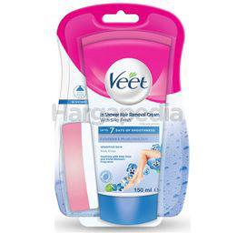 Veet in Shower Hair Removal Cream Sensitive 150ml