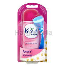 Veet Rasera Hair Removal Gel Cream Normal Skin 145gm
