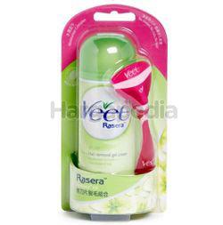 Veet Rasera Hair Removal Gel Cream Dry Skin 145gm