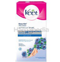 Veet Wax Strip Sensitive Skin 20s