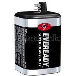 Eveready Super Heavy Duty Lantern Battery 6volt 1s