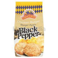 Farm's Best Black Pepper Chicken Burger 480gm