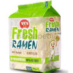 Vit's Fresh Ramen 3x150gm