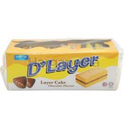 Hwa Tai D'Layer Chocolate Layer Cake 408gm