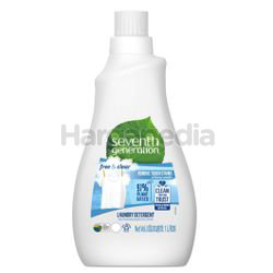 Seventh Generation Laundry Detergent Free & Clear 1lit