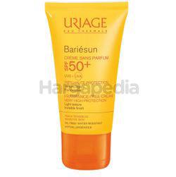 Uriage Bariesun Fragrance-Free Cream SPF50+ 50ml