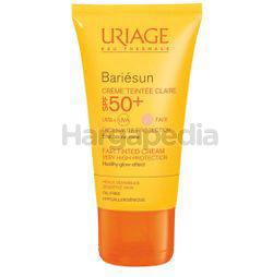 Uriage Bariesun Fair Tinted Cream SPF50+ 50ml