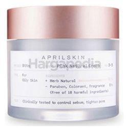 AprilSkin Bttn Pink Natural Cream 50gm