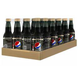 Pepsi Black Vanilla 24x400ml