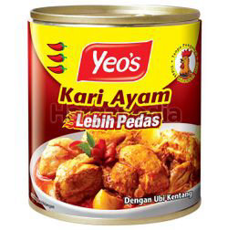 Yeo's Canned Curry Chicken Extra Hot 280gm