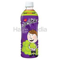 Justea Green Tea With White Grape 350ml