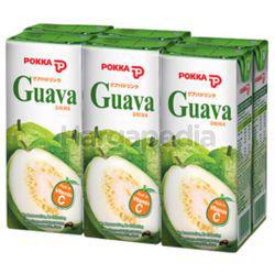 Pokka Guava Juice 6x250ml